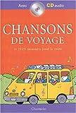 Chansons de voyage - Et jeux amusants pour la route (1CD audio)
