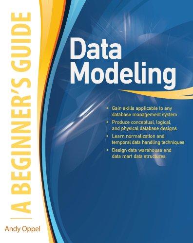 Data Modeling, A Beginner's Guide (English Edition) (Zertifizierung Simulation)