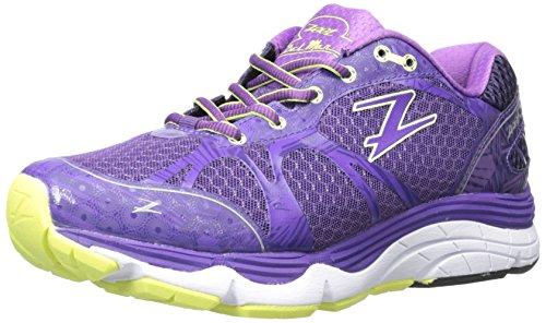 Zoot Zoot Del Mar Damen Laufschuhe, Chaussures de Running femme Multicolore (deep Purple/purple Haze/honey Dew)