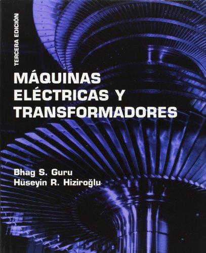 Descargar Libro Máquinas Eléctricas y Transformadores de Bhag S. Guru