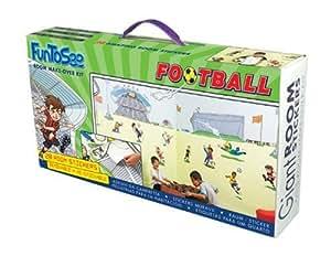 Funtosee zimmerdekorations set fu ball 28 wandsticker - Funtosee wandsticker ...