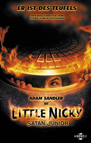 Little Nicky - Satan Junior [VHS]