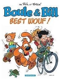 Boule et Bill : Best Wouf par Jean Roba
