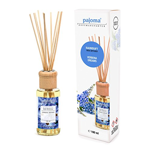 pajoma Raumduft Verbena Dreams, 1er Pack (1 x 100 ml) in Geschenkverpackung