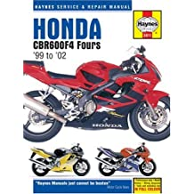 Honda CBR600F4 Fours Service and Repair Manual: 1999 to 2002 (Haynes Service and Repair Manuals)