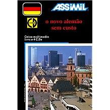 O Novo Alemão sem custo (1 livre + coffret de 4 CD) (en portugais)