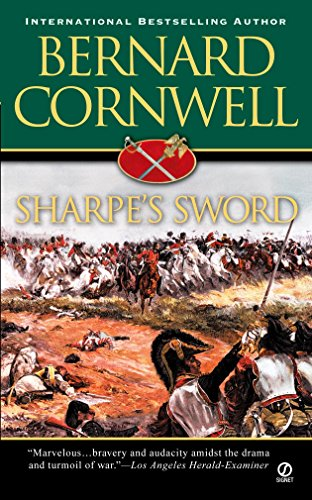 Sharpe's Sword (Richard Sharpe Adventure) por Bernard Cornwell