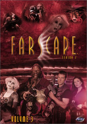 Farscape Season 3, Vol. 3 : Green Eyed Monster / Losing Time [Import USA Zone ()