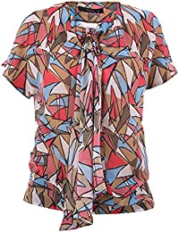 Etro Femme 184725032200 Multicolore Soie Blouse