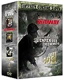Coffret Guerre 3 DVD : L'enfer des hommes / La bataille de Midway / Cote 465