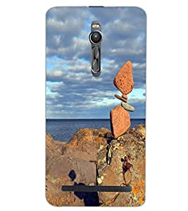 ASUS ZENFONE 2 STONES Back Cover by PRINTSWAG