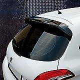 Roof spoiler 208 3/5-doors 2012- (PU)