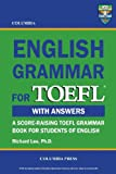 Columbia English Grammar for TOEFL