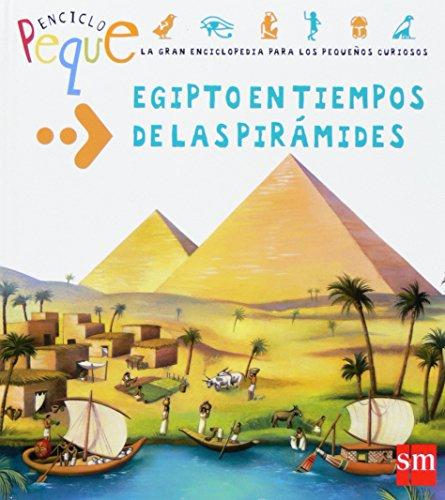 Descargar Libro Egipto en tiempos de las pirámides (Enciclopeque) de Bertrand Fichou