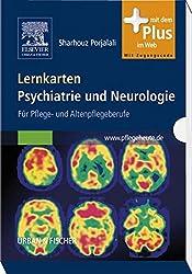 Lernkarten Psychiatrie und Neurologie: für Pflege- und Altenpflegeberufe - mit www.pflegeheute.de-Zugang