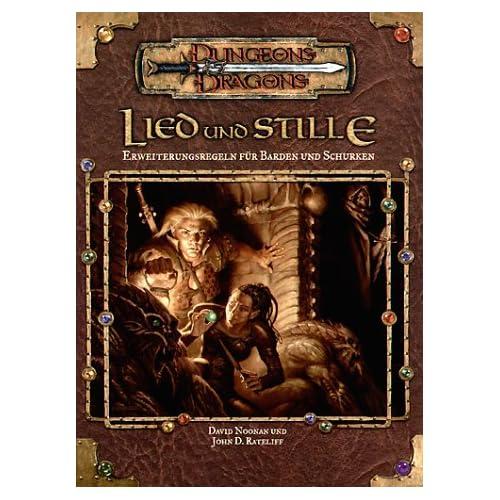 Dungeons & Dragons, Lied und Stille