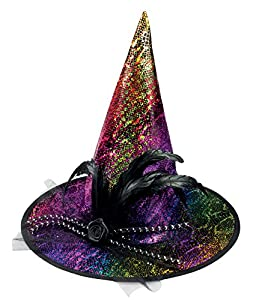 Boland 96998adultos sombrero bruja Petro Lea otros juguetes