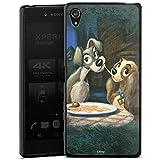 Sony Xperia Z5 Premium Silikon Hülle Case Schutzhülle Disney Susi & Strolch Fanartikel Merchandise