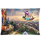 Custom Alex Grey Spiritual Art Painting Vivid Color Rectangular Pillow Case 20x30 Inches Creative Personalized Pillowcase Bedding Pillow Slips