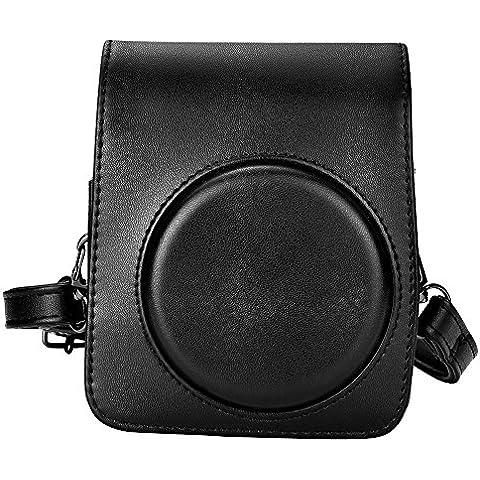 EchoAcc® Protección Integral Fujifilm Instax mini 70 de la Caja de Cámara con Suave Cuero de la PU