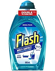 Flash Multi-Surface Cotton Fresh Concentrated Cleaner, 885 ml