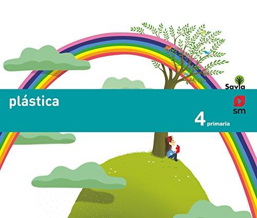 Plástica. 4 Primaria. Savia - 9788467575613 por Rita Noguera Ricardi