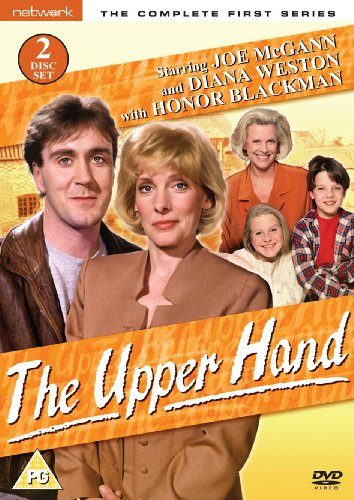 Preisvergleich Produktbild The Upper Hand - Series One [2 DVDs] [UK Import]