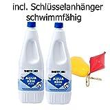 4 Liter Thetford Aqua Kem Blue klassik = 2 Flaschen a 2 Lite...