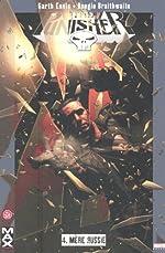 The Punisher, Tome 4 - Mère Russie de Garth Ennis