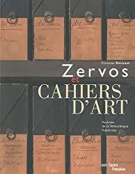 Zervos et Cahiers d'art