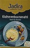 Jadira Kichererbsenmehl, 4er Pack (4 x 400 g)
