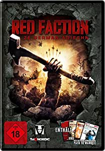 Red Faction (Ze German Ädition) - Collector's Edition - [PC]