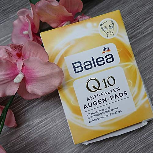 Balea Q10 Anti-Falten Serum, 3er Pack (3 x 30 g)