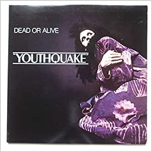 YOUTHQUAKE VINYL LP[1985] EPC26420] DEAD OR ALIVE
