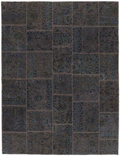 Patchwork-orientalische Teppiche (Patchwork Teppich Orientalischer Teppich 227x174 cm Handgeknüpft Modern)
