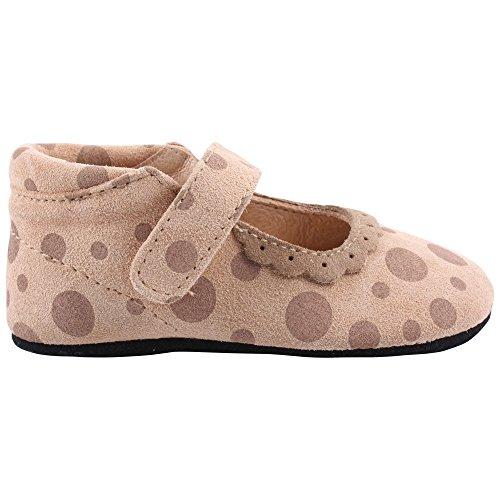 EN FANT Mädchen Stella Ballerina Slippers Pantoffeln Pink (Blush 55)
