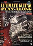 Ultimate Guitar Play-Along, Vol 1 (Book & CD) (Ultimate Play-Along) by Robben Ford (1996-07-01)