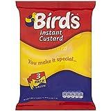 Instantánea natillas 3 x 75 g de pájaro