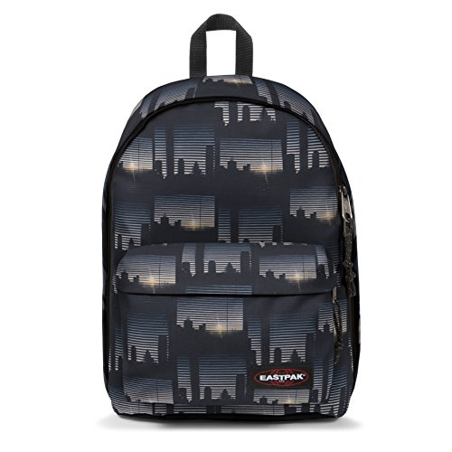 Eastpak Out of Office Sac à Dos Enfants, 44 cm, 27 liters, Multicolore (Upper East Stripe)