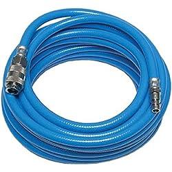 """BGS 3250 Tuyau à air comprimé, Bleu, 10m 1/4"""""""