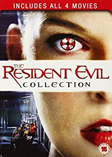Resident Evil 1-4 [DVD] [2011] (B0045EPVO2) | Amazon price tracker / tracking, Amazon price history charts, Amazon price watches, Amazon price drop alerts