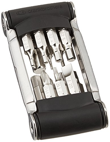 Crank Brothers B14 Multi Tool Kit, Negro