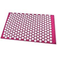 Shanti Akupressur Nagelmatte Akupunktur Yoga Entspannung Gesundheit 65cm pink preisvergleich bei billige-tabletten.eu
