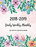 July 2018 To June 2019 Planner: Two Year Review and Comparison