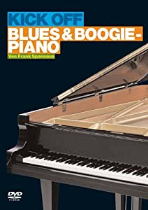 Kick off - Blues & Boogie-Piano : DVD-Video (dt)