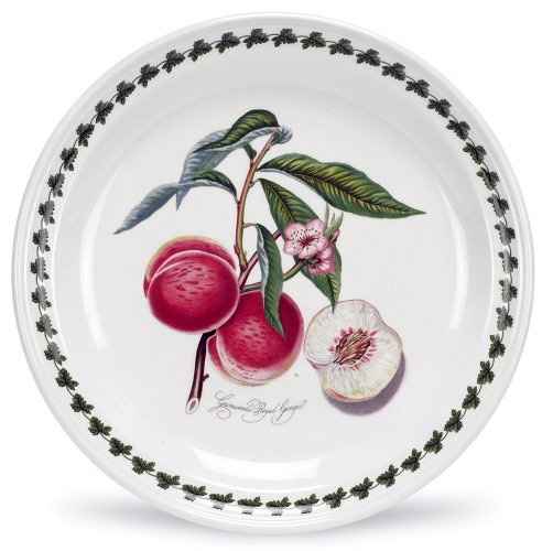 Pomona 25 cm, Assiette, Lot de 6, multicolore
