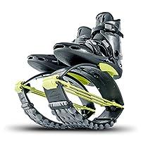 Kangoo Jumps Rebound Shoes XR3 Black/Yellow Small