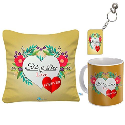 Sky Trends Gifts for Sister On Raksha Bandhan Surprise Gift for Sister Best Gift for Sister St-01 st-sistercmb01