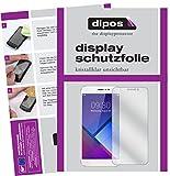 dipos I 2X Schutzfolie klar passend für TP-Link Neffos C7 Folie Bildschirmschutzfolie