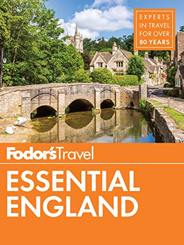 Fodor's Essential England (Full-color Travel Guide) (English Edition)